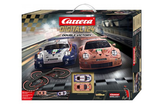 circuit-slot Carrera Circuit 1/24 Double Victory
