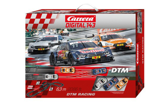 circuit-slot Carrera DTM Racing