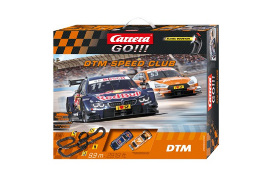 circuit-slot Carrera DTM Speed Club