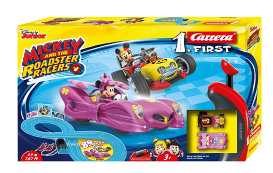 circuit-slot Carrera Mickey and the Roadster Racers