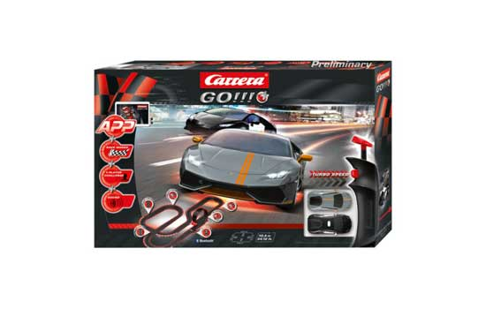 circuit-slot Carrera Night Chase Go Plus
