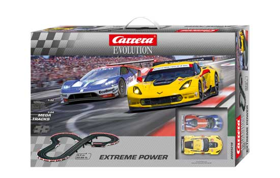 circuit-slot Carrera Extreme Power