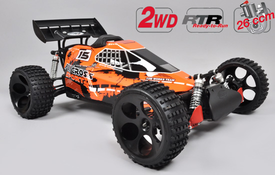 voiture FG Fun Cross Sport 2WD RTR