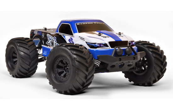 voiture T2M Pirate XTS Brushless