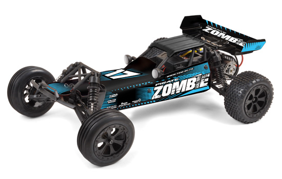 voiture T2M Pirate Zombie