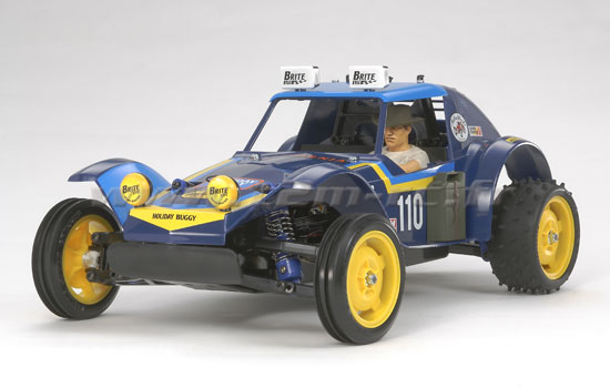 voiture Tamiya Holiday Buggy 2010 DT02