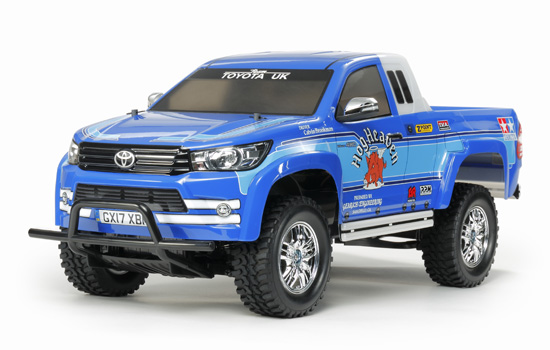 voiture Tamiya Toyota Hilux Extra Cab CC01