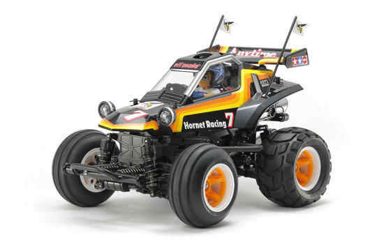 voiture Tamiya Comical Hornet WR02CB
